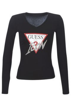 T-shirt Guess LS RN ICON TEE(115485664)