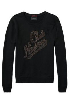 Sweat-shirt Maison Scotch PULLOVER OPEN NECK SWEAT(115496362)
