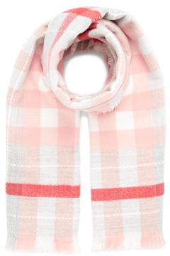 Écharpe Femme Joules Stamford - Pink Check(111330361)