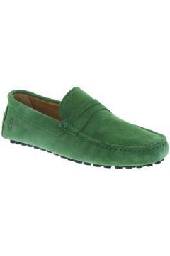 Chaussures Les Mocassins Tropéziens Mocassins les tropéziens ref_lmc43296 Vert(128014388)