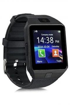 Smart Dz09 Akıllı Saat Sim Kartlı Btk Onaylı Türkçe Menü(117818429)