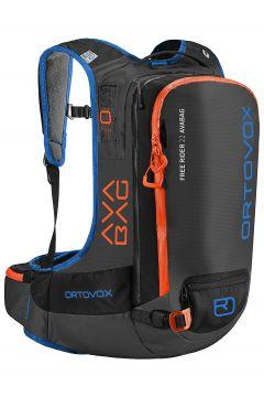 Ortovox Free Rider 22 Avabag Kit Backpack black anthracite(100520183)