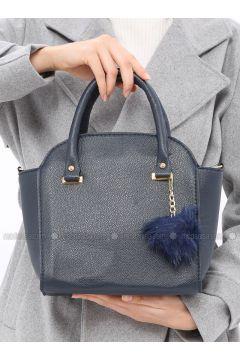 Navy Blue - Shoulder Bags - ironstone(110321920)