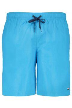 Tommy Hilfiger: Badeshort mit auffälliger Gesäßtasche, 3XL, Türkis(108830219)