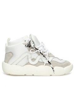 Off-White Kadın Beyaz Logolu Bilek Boy Sneaker 36 EU(122987943)