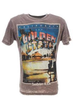 T-shirt Treeker9 Sanford tee gris(127855853)