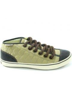 Chaussures Spalding SCARPE VINTAGE NET QUILTED NYLON BEIGE(115476464)