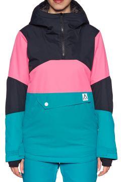Blouson pour Snowboard Femme Wear Colour Homage Anorak - Enamel Blue(119478964)