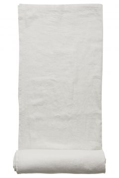 Table Cloth Washed Linen Home Kitchen Tablecloth Grau GRIPSHOLM(109112096)