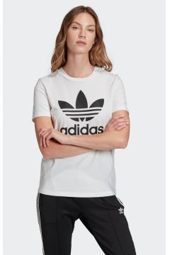 adidas FM3306 Trefoil Kadın T-Shirt(120140392)