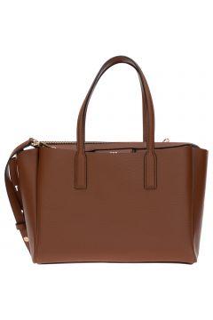 Women's leather shoulder bag(117428398)