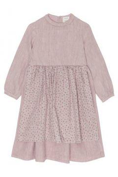 Kleid aus Leinen Flower(113868810)