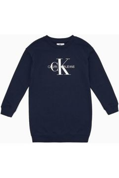 Robe enfant Calvin Klein Jeans IG0IG00266 MONOGRAM SWEAT(115628989)