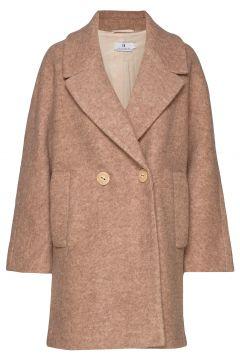 Waverly Wool Wollmantel Mantel Braun ARNIE SAYS(114153152)