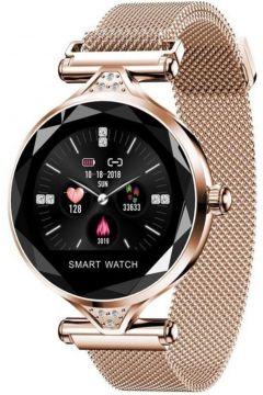 İnter Ip-67 Bluetooth Lu Bayan Akıllı Saat Tüm Telefonlara Uyumlu(118077597)
