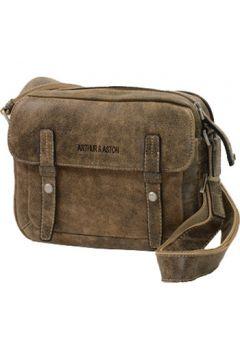 Sac Bandouliere Arthur Aston Sacoche bandoulière en cuir vachette ref_ast28317-b(115496466)