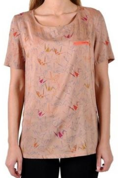 T-shirt Good Look T-Shirt Marron(115522676)