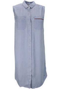 Robe Tommy Hilfiger Robe Tammy en chambray bleu pour femme(88455702)