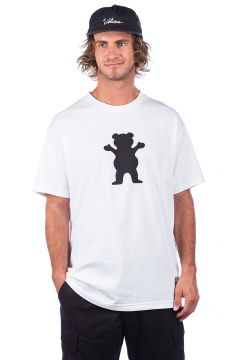Grizzly OG Bear T-Shirt wit(117511510)