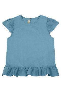 T-Shirt mit Rüschen(113867259)