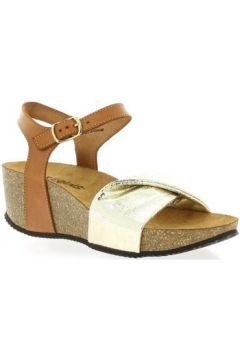 Sandales Reqin\'s Nu pieds cuir laminé(127910322)