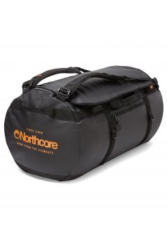 Sac polochon Northcore 85L - Black Orange(111320688)