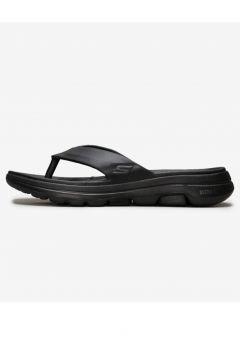 SKECHERS Erkek Siyah Sandalet 243006 Bbk(118647740)
