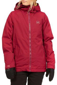 Billabong Sula Damen Snowboard-Jacke - Ruby Wine(123109689)
