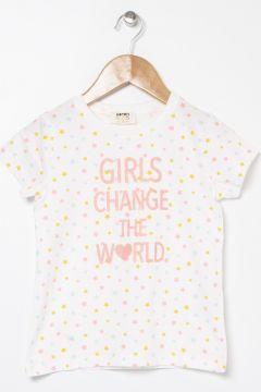 Koton Yıldızlı Yazılı Baskılı T-Shirt(113999252)
