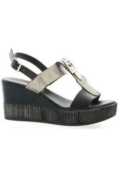 Sandales Repo Nu pieds cuir(127910291)