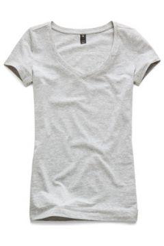 T-shirt G-Star Raw Basic V-Neck Cap Sleeve T-Shirt(98514945)