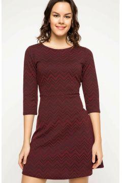 DeFacto Kadın Kısa Elbise(108637506)