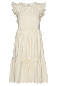 Dress Sleeveless Kleid Knielang Weiß NOA NOA(114802576)