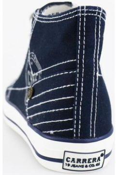Chaussures enfant Carrera sneakers bleu toile AG506(88469538)
