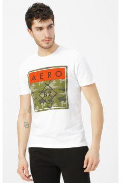 Aeropostale Beyaz T-Shirt(113995317)