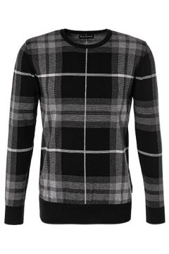 Barbour Pullover Tartan graphite MKN1120GY92(78691587)