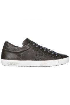 Men's shoes leather trainers sneakers paris(118073784)