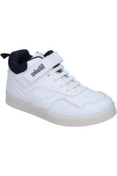 Chaussures enfant Blaike garçon sneakers blanc cuir synthétique BS52(115443015)