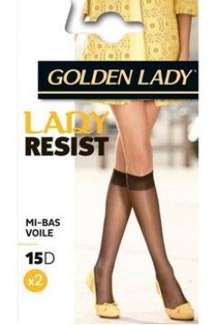 Chaussettes Golden Lady Lot de 2 mi bas Lady Resist 15D(101661950)