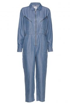 Bondi Tencel Jumpsuit Blau LINE OF OSLO(108574170)
