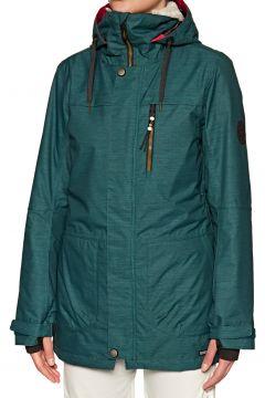Blouson pour Snowboard Femme 686 Spirit Insulated - Deep Teal Heather(111320144)