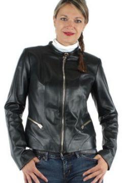 Veste Giorgio Cuirs Blouson en cuir Giorgio ref_gio35366-noir(88514768)