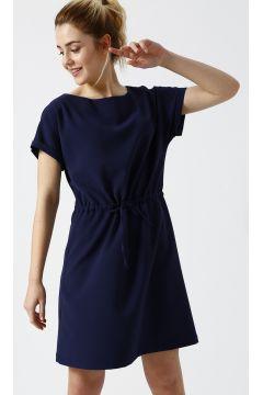 Limon Lacivert Elbise(122621496)