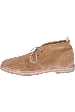 Boots Moma bottines marron daim BT142(115442744)
