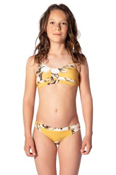 Rip Curl Island Time Euni Bikini geel(120663535)