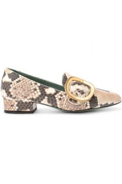 Chaussures Paola D\'arcano Mocassin Dixi en cuir imprimé python(101538062)