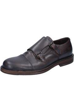 Chaussures Roberto Botticelli élégantes marron (brun foncé) cuir BY584(115401361)