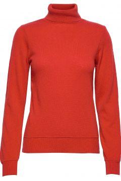 Miska Rollkragenpullover Poloshirt Rot STIG P(114151531)