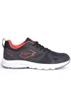 Lotto T1336 Marten Günlük Erkek Spor Ayakkabı/siyah Kırmızı Gri/40(120458292)