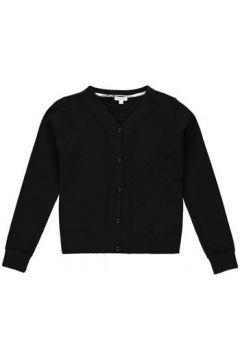 Veste enfant Burberry Cardigan noir(115465965)